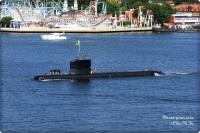 Ubåt -Besuch in Stockhom- 2012