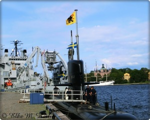 Ubåt -Besuch in Stockhom-2012