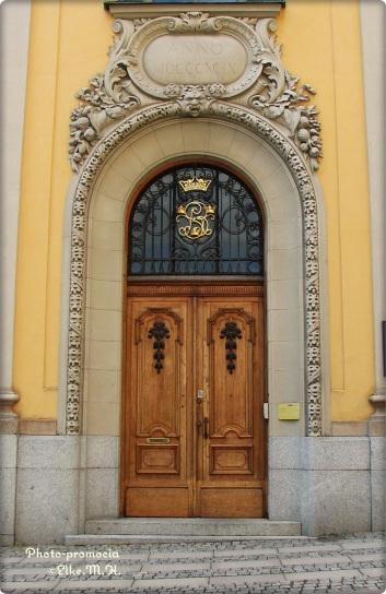 Bankgebäude in Örebro