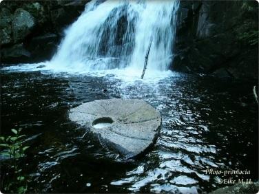 Wasserfall Schweden
