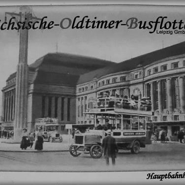 Leipzig-Buss S/W