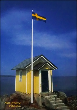 das ist Schweden :)