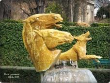 Paris -Brunnen