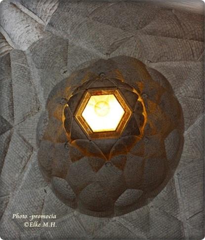 Dach Leuchte im Statshuset