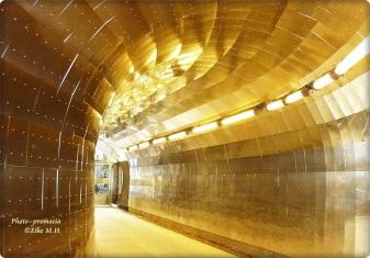 Tunnel in der Stockholmer City