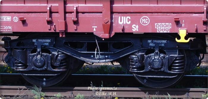 UIC Standart Dregestell