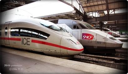 DB und SNCF