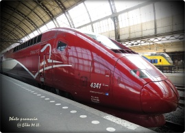 THALYS - NMBS/SNCB, Deutsche Bahn, SNCF