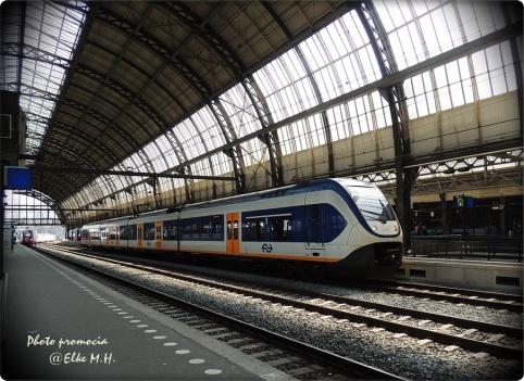 Nederlandse Spoorwegen (English: Dutch Railways)