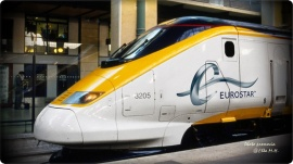 EUROSTAR (London-Paris)