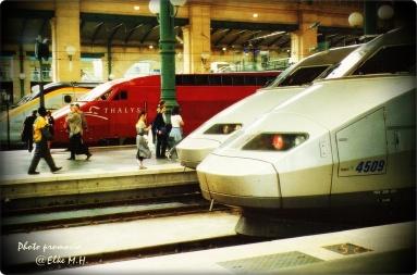 SNCF - 1996 Paris Gare du Nord