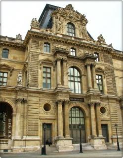 Louvre- Pavillon Colbert