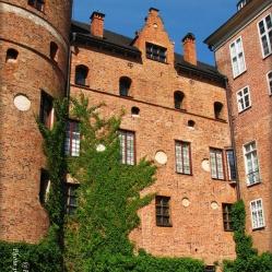 Teil vom Gripsholms Schloss