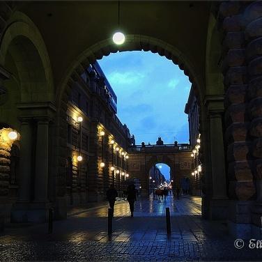 Regierungs Gebäude-Stockholm