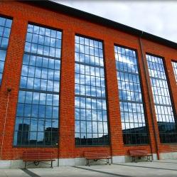 in Malmö-Fabriksgebäude