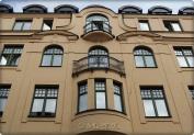 Stockholm-Wohnhaus