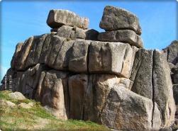 Loga Rock, Cornwall, England