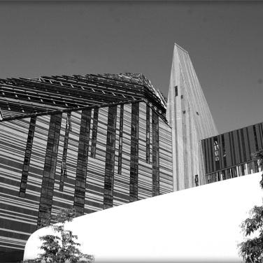 Das Neue Augusteum, der Universität Leipzig