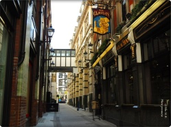 The Clachan in Kingly Street London