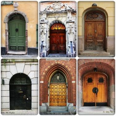 Türen in Stockholm