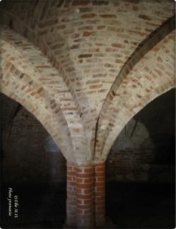 Keller in Gripsholm Schloss