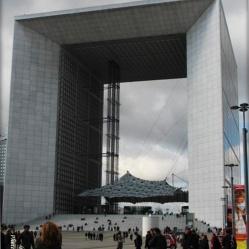 Paris- La Défense Grande Arche