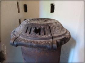 Ofen in Vaxholms fästning (Kastell)