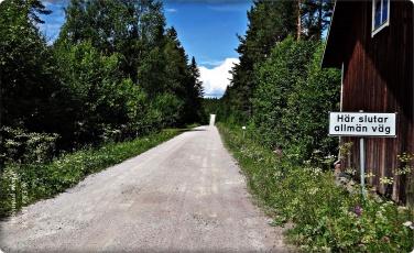 NordSchweden (Hier hört der allgemeine Weg auf)