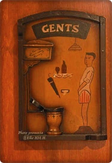 In einen Pub in Barcelona