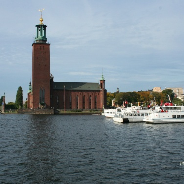 Stockholm-stadshus - City Hall