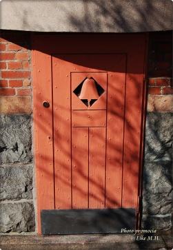 Eingang zum Klockenturm