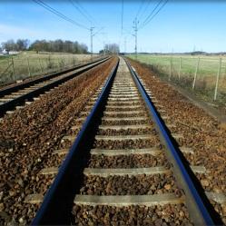 Bahngleis (Schienen)