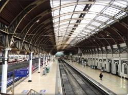 Bahnhof (Paddington Station)